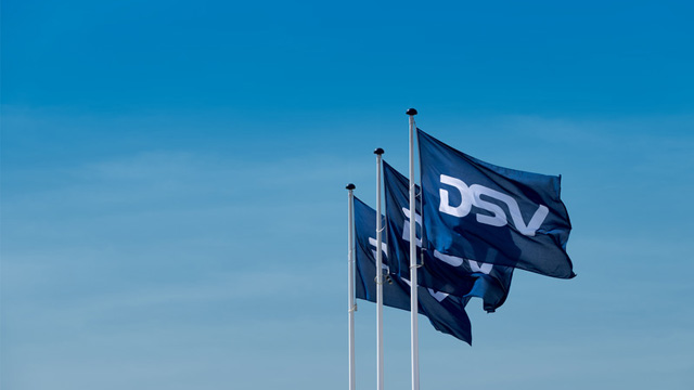 DSV office in Dubai