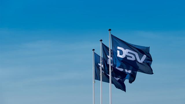DSV office in Dubai