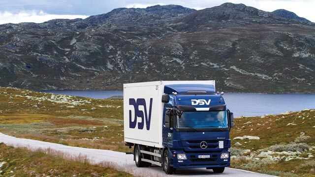 DSV Financial Report for Q1 2016