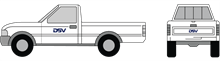 1-ton truck