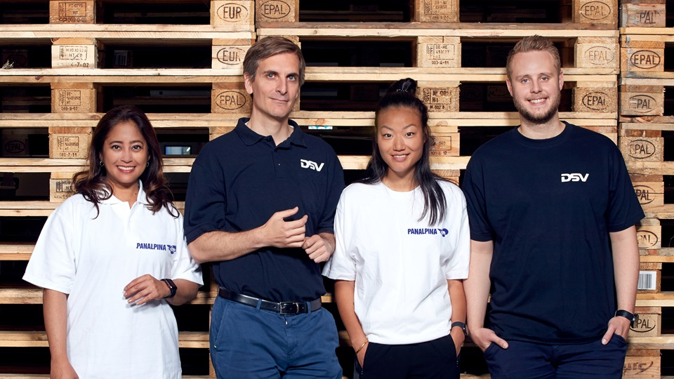 DSV completes acquisition of Panalpina
