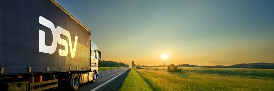 DSV Cross border trucking