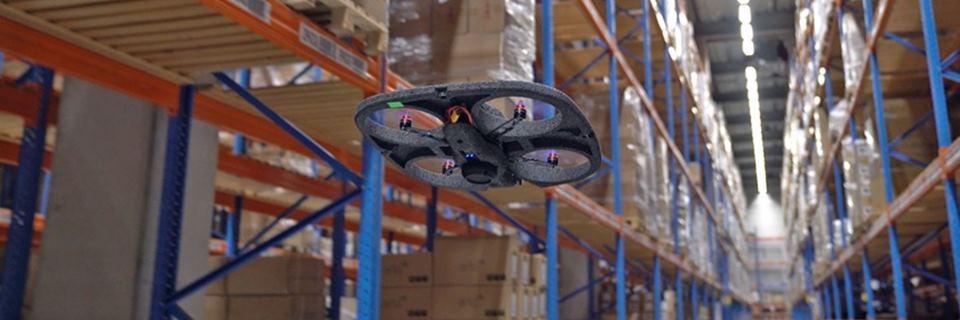DSV Warehouse Drone System