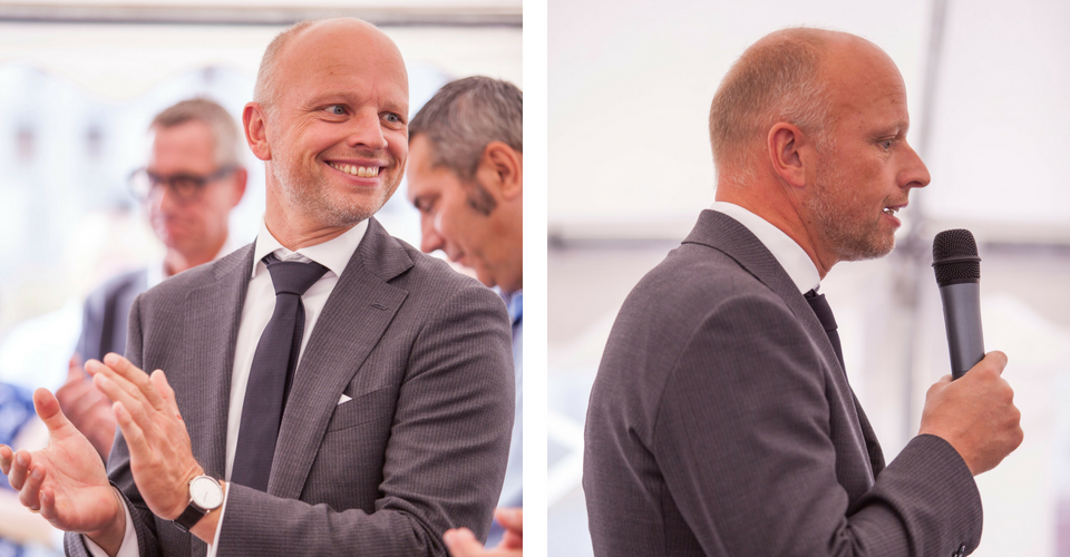 Jens Lund DSV CFO