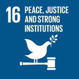 DSV supports SDG 16