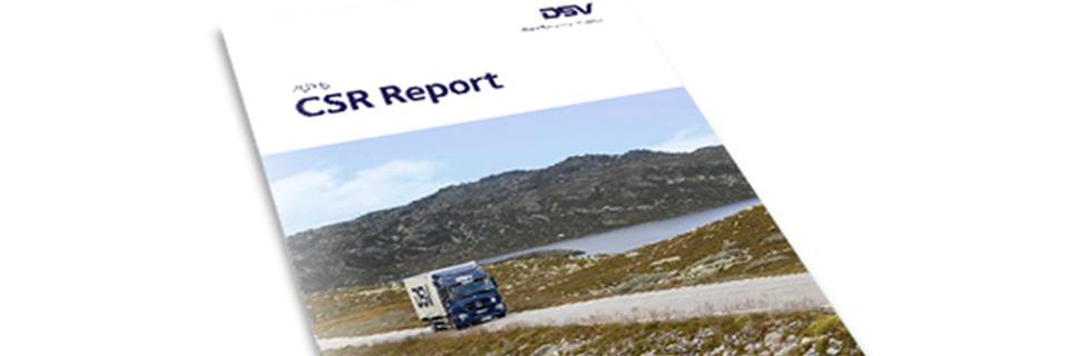 DSV 2016 CSR report