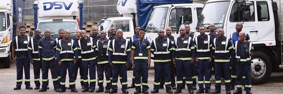 DSV Cape Town ZA brand symbols