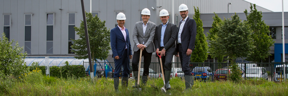 DSV's 83,000 new sqm in Venlo