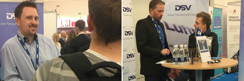 DSV attends career fair to attract IT professionals