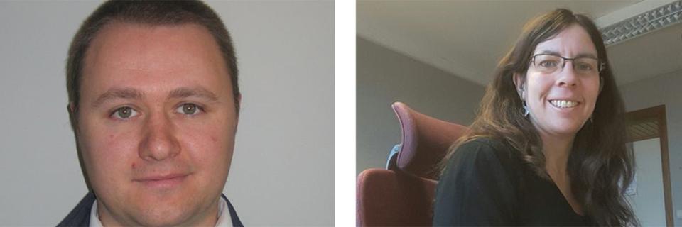 DSV Belgium - Yannick Morisse and Sarah Van Cotthem, FPR Finance, Customs and Excise