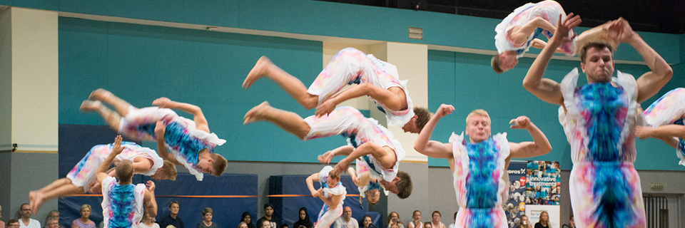 NDPT in UAE_male gymnasts
