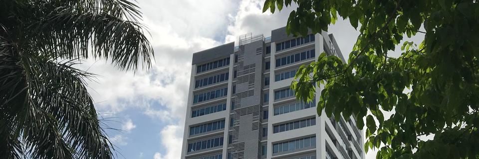 DSV Panama office building