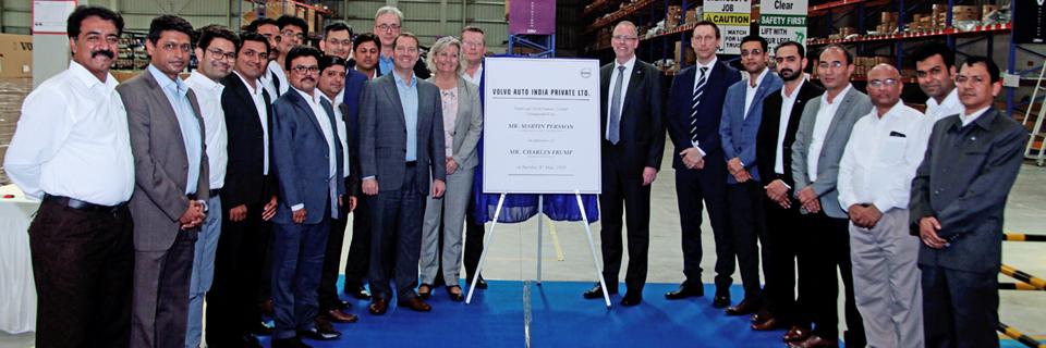 DSV Volvo warehouse India