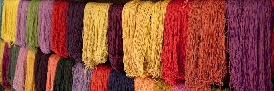 DSV transports alpaca wool from Peru to destinations worldwide