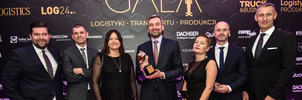 DSV wins Polish logistics award 2018