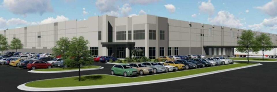 DSV warehouse Memphis TN USA