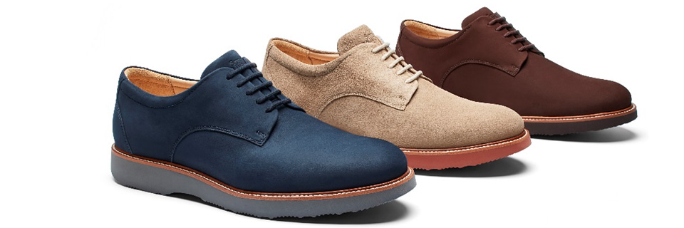 Samuel Hubbard shoes are transported by DSV 2018
