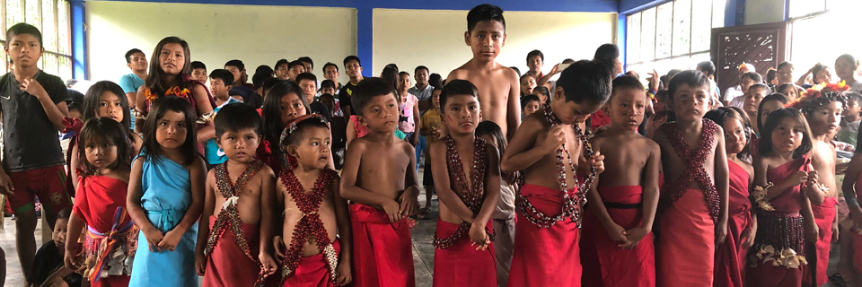 Children from Peru 2018