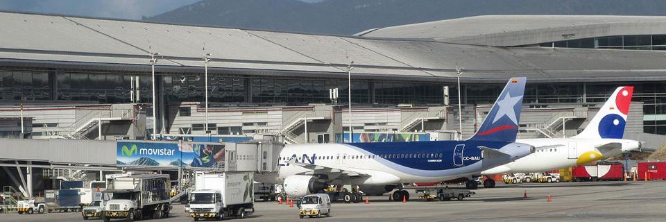 DSV El Dorado Airport Bogota Colombia