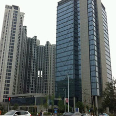 Tianjin office building