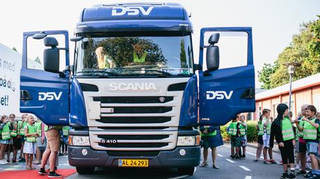 Lastbilkaravanen_The truck caravan