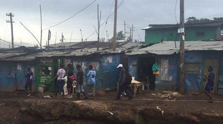 Kibera, Nairobi,Kenya