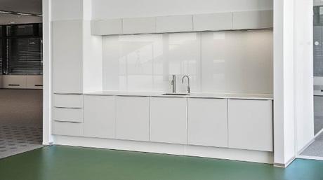 DSV standard kitchen