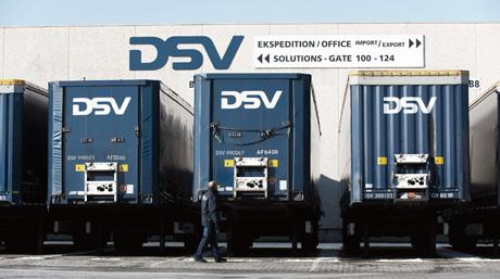 Three DSV docked at terminal