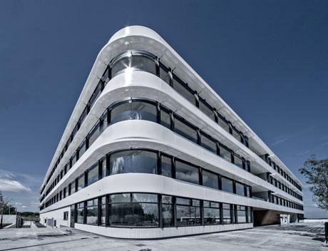 The new built global DSV HQ