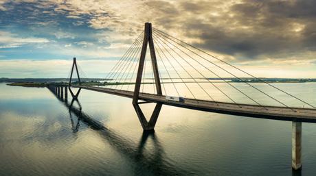 The Farø Bridges