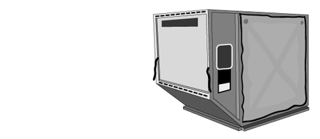 LD3 AKE AVE Container