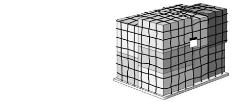 P6P PMC Pallet Container