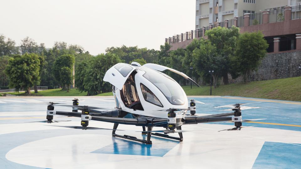 Městská mobilita: přepravili jsme první prototypy společnosti FACC