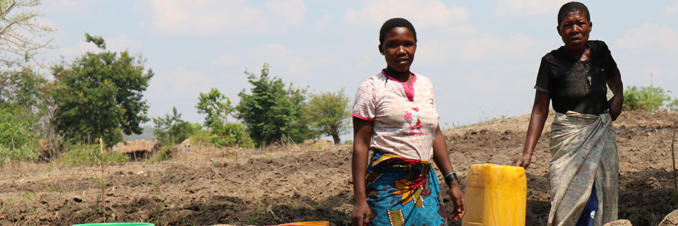 Value of DSV employees Christmas donation provides for well in Malawi