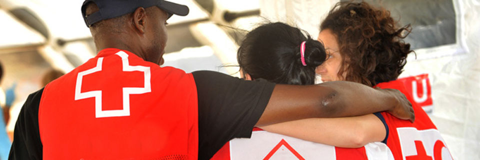 Collaboration with Danish Red Cross inspiries DSV employee to help refugees