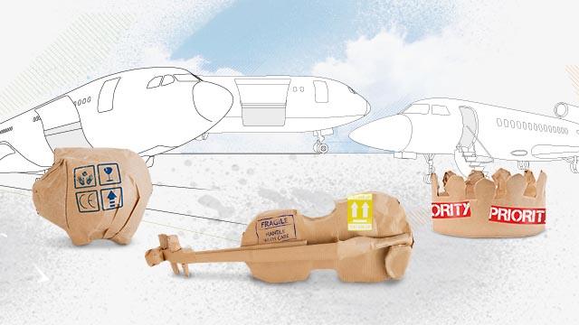 Die neuen Luft- und Seefracht Produkte von DSV