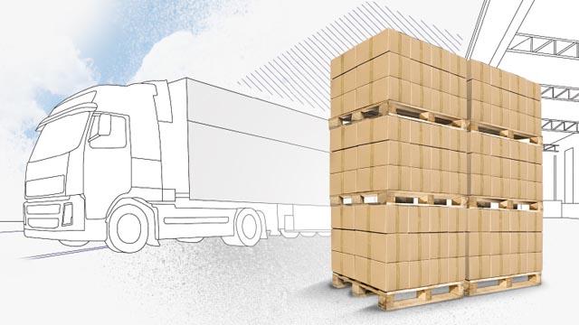DSV Ladungsverkehre