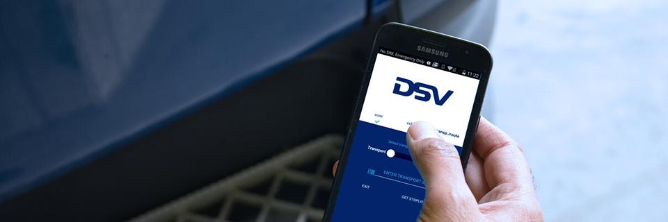 DSV Tracking APP B2C