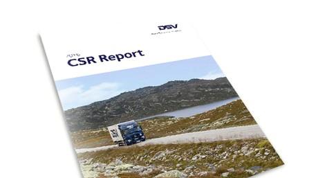 DSV CSR