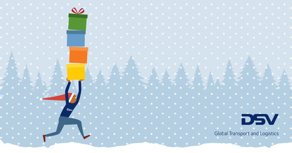 DSV Tarnegraafik jõulud ja aastavahetus 2018-2019