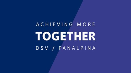 DSV Panalpina Achieving more together
