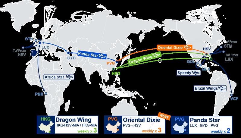 COVID19 China España Transporte Alternativas Air Charter Global