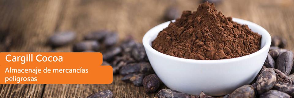 cargill cocoa caso cliente exito dsv