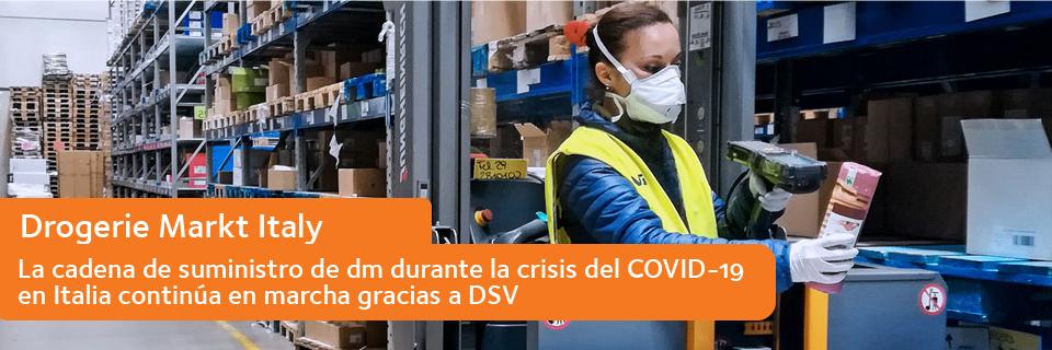 cta caso cliente drogerie markt dm italia dsv