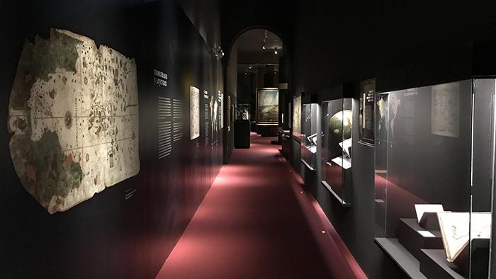 exposicion primera vuelta al mundo museo naval madrid dsv