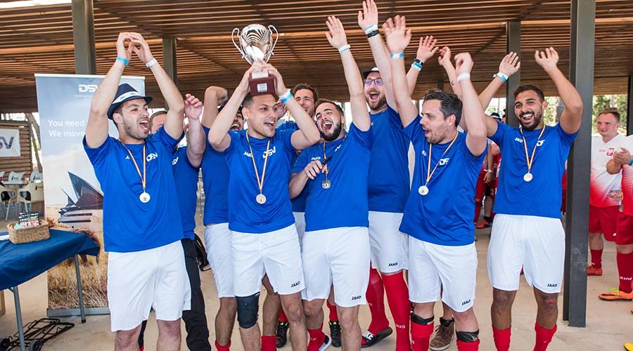 france dsv soccer cup 2019