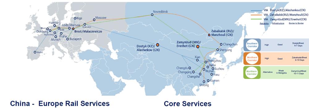 mapa red coronavirus Europa CN new