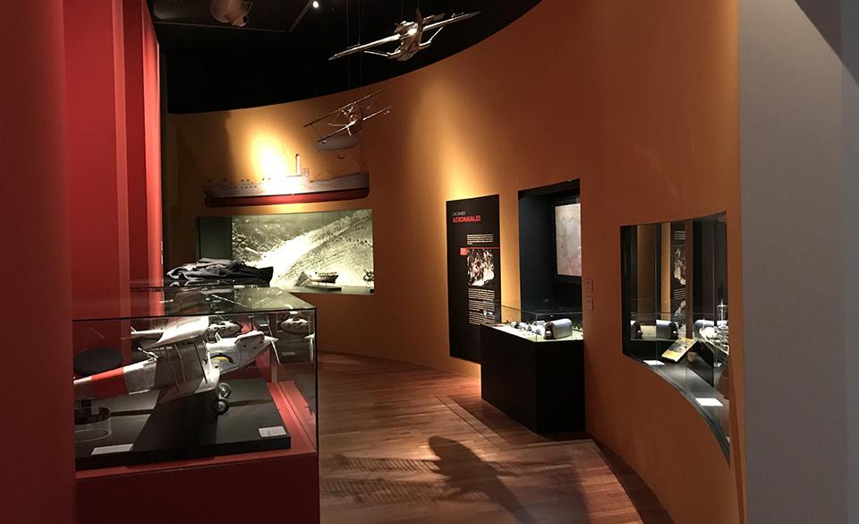 mar de alas museo naval madrid