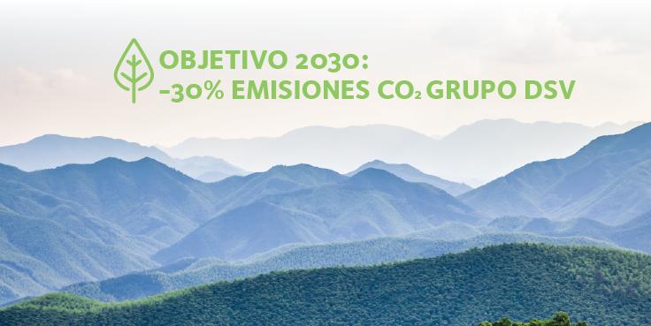 Objetivo 2030 -30% Emisiones