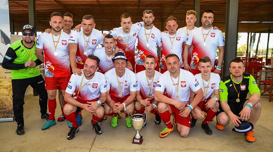 poland dsv soccer cup 2019